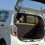 車内やトランクルームの貴重品を補償する「身の回り品特約」