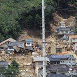 土砂災害で車が破損!車両保険で損害を補償する