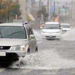 車が洪水で浸水し故障した!車両保険を付帯していれば補償される