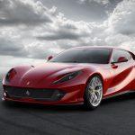 新型フェラーリ「812スーパーファスト」の保険料は年間70万円!